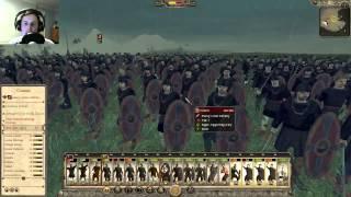 Total War: Attila Prologue Campaign - Part One