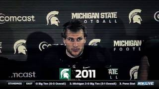 Players & Coaches Talk Michigan State - Michigan Rivalry