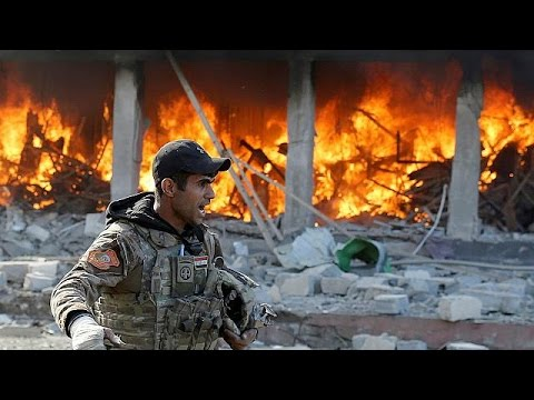 Iraqi troops face strong resistance as they gain ground in ISIL-held Mosul