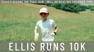 Ellis Runs his Second Ever 10K