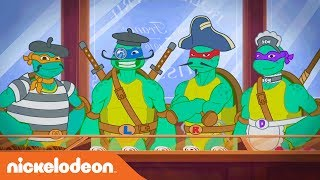 TMNT Summer Shorts: 'Boulangerie' | Teenage Mutant Ninja Turtles | Nick