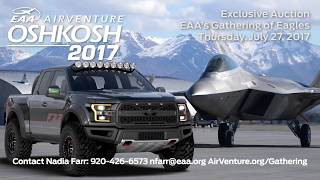 One-of-a-Kind Ford 'F-22 Raptor' F-150 Truck Auctioned to Support EAA Youth Education Work