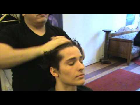 hårvax för tjockt hår