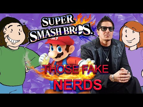 New Super Smash Brothers! Also Ghosts-Those Fake Nerds 3-13