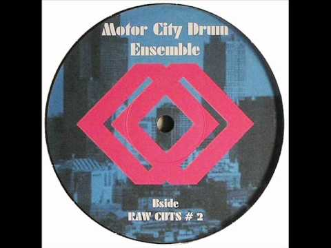 Motor City Drum Ensemble - Raw Cuts #2