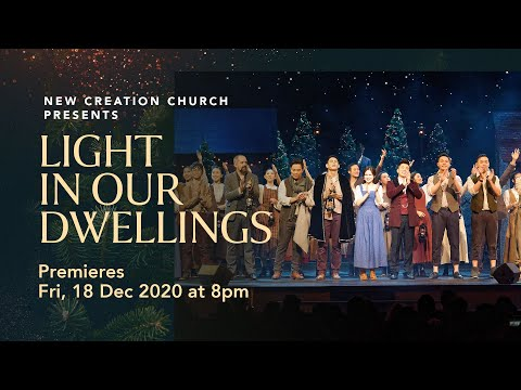 Weekend Special: Christmas Musical—Light In Our Dwellings | Premiering Fri, 18 Dec, 8pm SGT