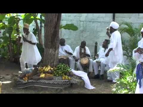 Orisha ceremony (Shango), Trinidad, 2010