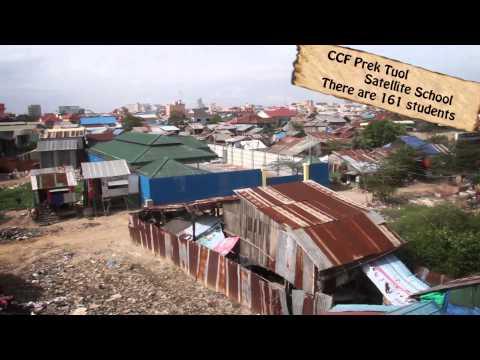 Credit Suisse Helps Build Schools for Cambodian Kids