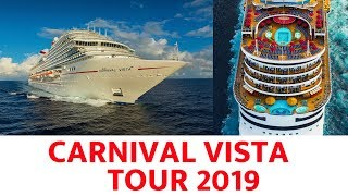 Carnival Vista Tour 2019