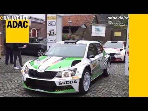 PS – DRM – Deutsche Rallye Meisterschaft von der ADAC Rund um die Sulinger Bärenklaue 2017