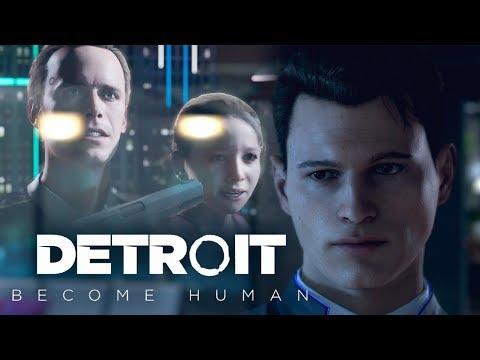 ¡Decisiones de vida o muerte! - Detroit Become Human Demo en Español (Ps4 pro) DSimphony
