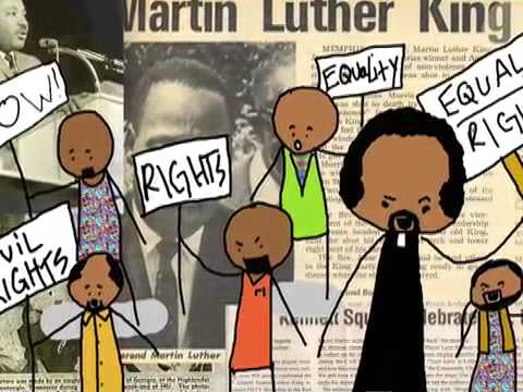 MLK- The King and His Dream