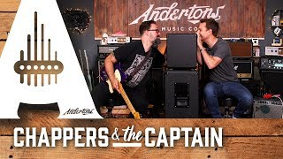 Kemper Profiling Amp Vs 3 Classic Amps + The OX Box - Blindfold Challenge!