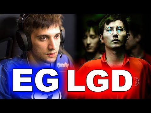 EG vs PSG.LGD - INSANE ABSOLUTELY WILD! - CHONGQING MAJOR DOTA 2
