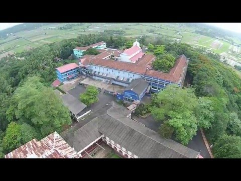 St. Anthony's High School, Monte de Guirim, Goa.