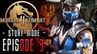 Mortal Kombat 11 - Story Walkthrough Part 3 Fire and Ice! (Nintendo Switch)