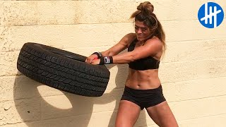 Fittest Girl in the World - Best of Heba Ali   Muscle Madness