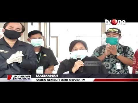 Alhamdulillah Kabar Baik, Satu Pasien RSUP Manambai Sembuh | TvOne