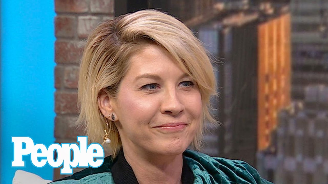 Jenna Elfman Men Think Clearer If They Have Sex At Least Once A Week People Now People