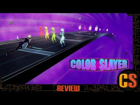 COLOR SLAYER - PS4 REVIEW