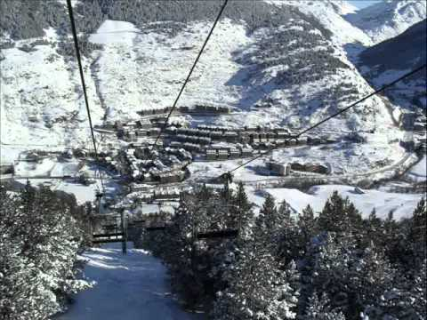 Photos from our holiday in El Tarter, Andorra in 2010 to Bourne Music