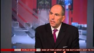 BBC World News America Robert Danin October 16, 2015