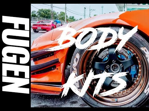 Top 5 Extremely Cool Body Kits | 2017