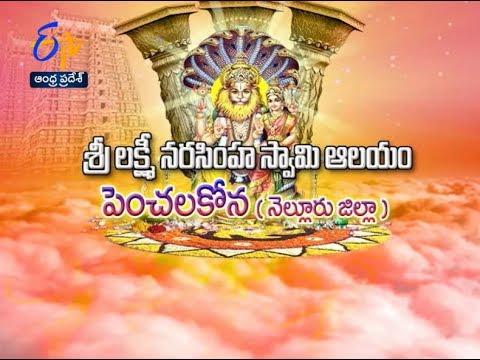 Sri Lakshmi Narasimha Swamy Temple |  Penchalakona | Nellore | Teerthayatra | 28th June 2017