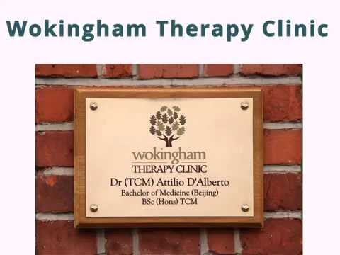 Best therapy clinic in Wokingham