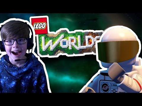 The NEW Adventure Begins! LEGO Worlds