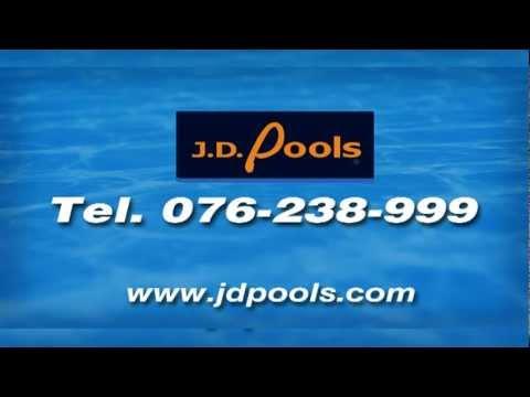 """A High Grade Pool is  a J.D. Pool"". Tel:076 268 999 www.jdpools.com"