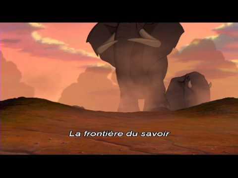 Le Roi Lion - Karaoké : L'Histoire de la vie