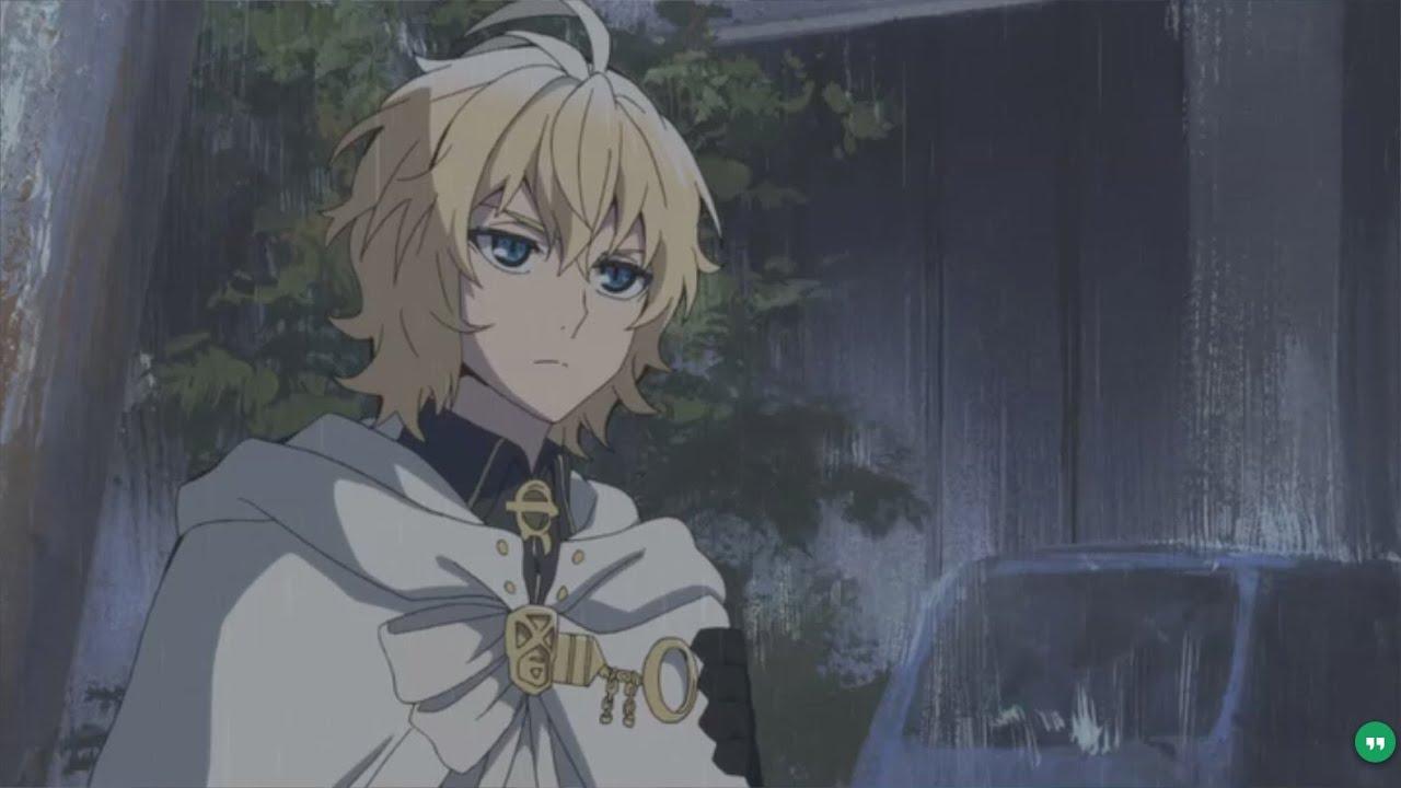 期 セラフ アニメ 3 終わり の