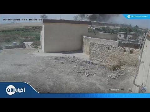 لقطات تظهر حالة فزع من القصف الإيراني لكويسنجق  - نشر قبل 3 ساعة