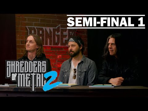 SHREDDERS OF METAL 2 | Episode 5: SEMI-FINAL #1