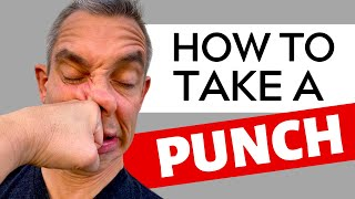 How to Take a Puฑch in a Fight