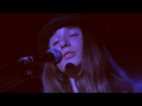 Sawyer Fredericks sings Song with No Name 191 Toole May 7