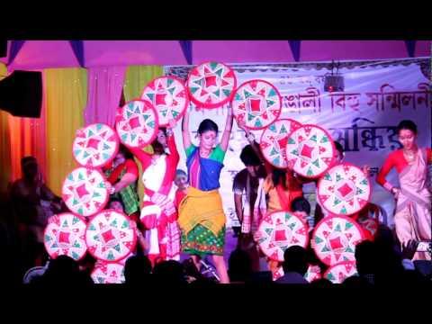Assamese Music Dance