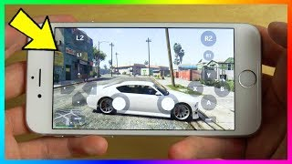 WARNING! DO NOT FALL FOR THIS GTA 5 SCAM! (GTA V MOBILE VERSION)