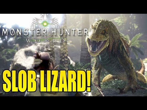 GREAT JAGRAS ANNOYS! Monster Hunter World (#2)