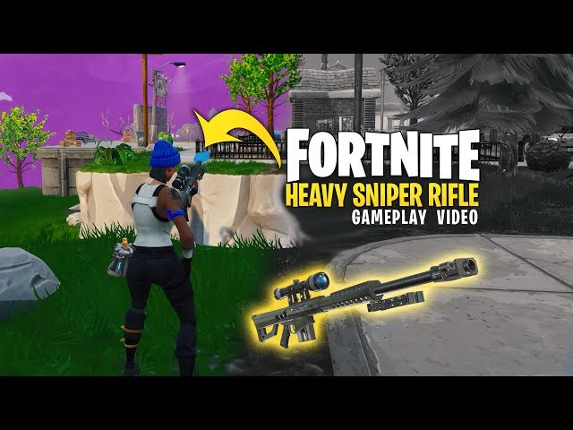 Fortnite Battle Royale Three New Weapons Coming Soon Including