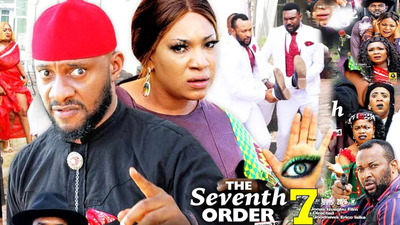 THE SEVENTH ORDER SEASON 7(NEW HIT MOVIE) - YUL EDOCHIE|QUEENETH HILBERT|2020 LATEST NOLLYWOOD MOVIE