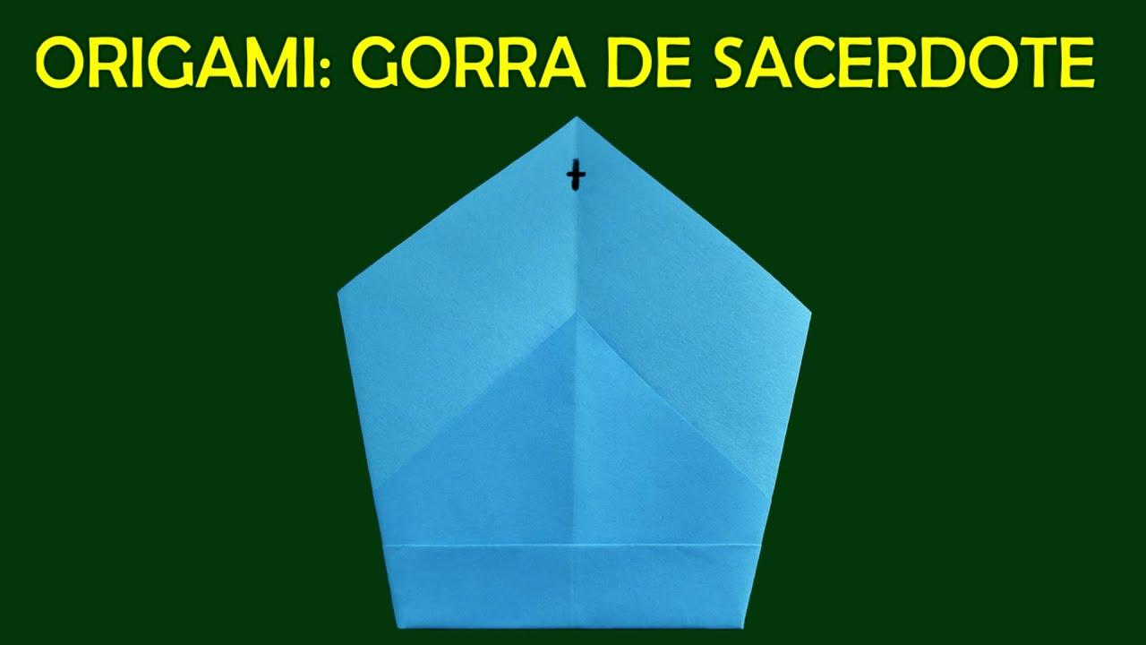 Manualidades de papel origami de papel para ni os facil - Manualidades de papel ...
