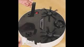 CLEAN 괴물 흡입 AI 자동 로봇청소기 물걸레