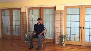 Mindful Chair Yoga: A Complete 15 Minute Practice