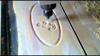 China Comeid Furniture 3d Engraving With Cnc Wood Carving Machine