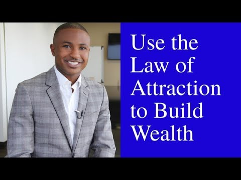 How to Use The Law of Attraction to Build Wealth | MJ Harris