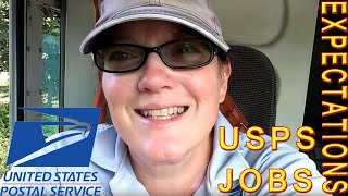 What to expect working for the USPS - USPS Job - city carrier assistant