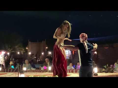 Belly Dance - Dubai Desert Safari