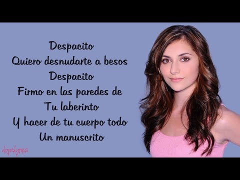 DESPACITO - Luis Fonsi & Daddy Yankee - Sam Tsui & Alyson Stoner COVER - Just Dance 2018 (Lyrics)